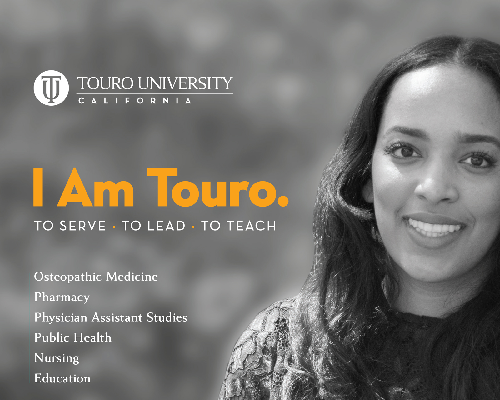 I Am Touro Advertisement